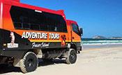 Fraser Island Adventure Tours