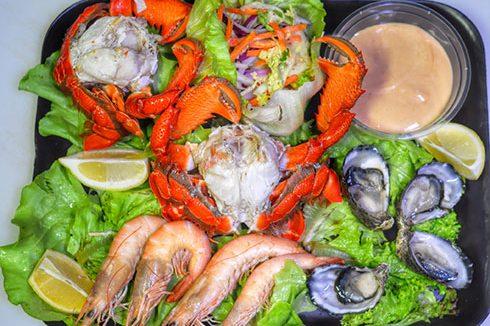 $30 Seafood Platter