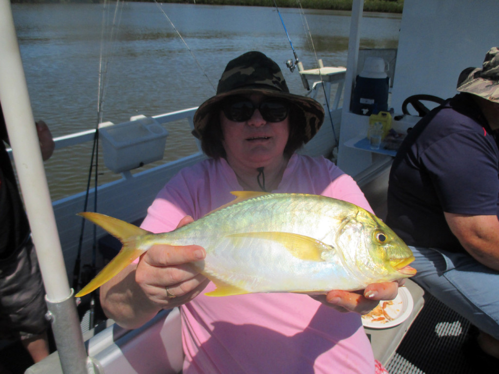 June from Ipswich pulled In an awesome 52cm GT