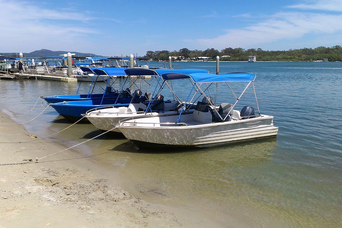Front runner boat hire